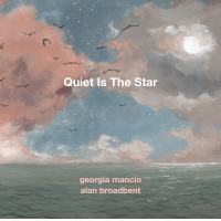 Album Quiet Is The Star by Georgia Mancio