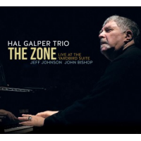 Album The Zone: Live At The Yardbird Suite by Hal Galper