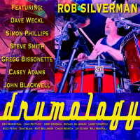 Album Drumology by Rob Silverman