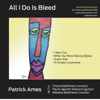 "Read ""All I Do Is Bleed"" reviewed by Paul Naser"