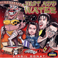 Album Just Add Water by Virgil Donati