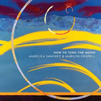 Album How To turn the Moon by Angelica Sanchez