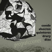 Album Geograficciones by Paula Shocron