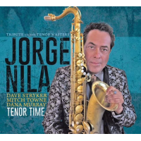 Album Tenor Time (tribute to the Tenor Masters) by Jorge Nila