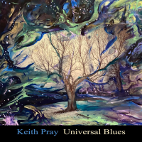 Keith Pray: Universal Blues