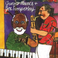 Music of Thelonious Monk by Junior Mance