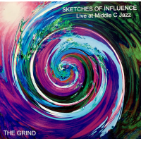 "Read ""The Grind - Sketches of Influence"" reviewed by Nicholas F. Mondello"