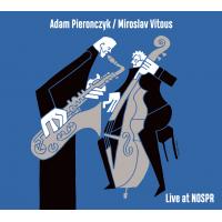 Album Live at NOSPR by Adam Pieronczyk