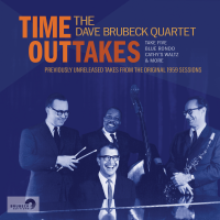 Album Time OutTakes by Dave Brubeck
