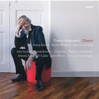 Album Cheers by Franco Ambrosetti