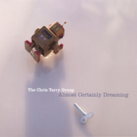 Album Almost Certainly Dreaming by Chris Tarry