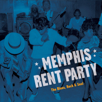 Read Memphis Rent Party: The Blues, Rock & Soul in Music's Hometown by Robert Gordon