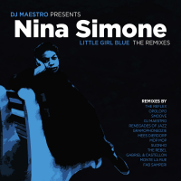 Album DJ Maestro presents Nina Simone - Little Girl Blue Remixed by DJ Maestro