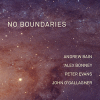 Album No Boundaries by Andrew Bain
