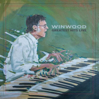 Album Greatest Hits Live by Steve Winwood