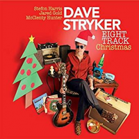 "Read ""We Three Holiday Happenings: Season's Greetings From Benny Benack III and the Steven Feifke Big Band, Martina DaSilva and Dan Chmielinski, and Dave Stryker"" reviewed by Dan Bilawsky"
