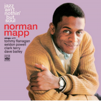 Album Jazz Ain't Nothin' But Soul by Norman Mapp