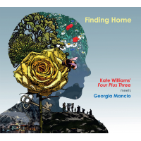 Album Finding Home by Kate Williams