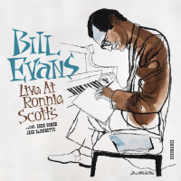 Album Bill Evans Live at Ronnie Scott's by Bill Evans