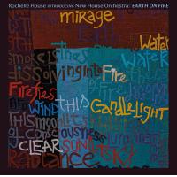 Album Earth on Fire by Rochelle House