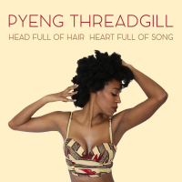 Album Head Full of Hair, Heart Full of Song by Pyeng Threadgill