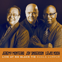 Album Live at No Black Tie by Jeremy Monteiro
