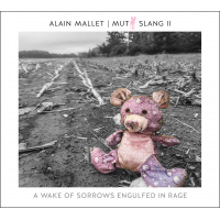 A Wake of Sorrows Engulfed in Rage by Alain Mallet