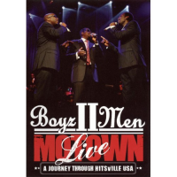 Boyz II Men: Motown Live-A Journey Through Hitsville USA (DVD)