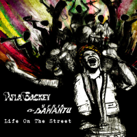 Album Afrik Bawantu - Life On The Street by Afla Sackey