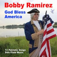 God Bless America - Solo Flute Music