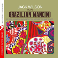 Album Plays Brazilian Mancini by Jack Wilson