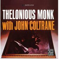 Album Thelonious Monk with John Coltrane by Wilbur Ware