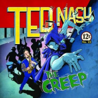 Album The Creep by Ted Nash