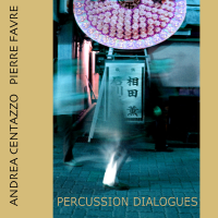 Percussion Dialogues by Andrea Centazzo