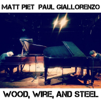 Matt Piet: WOOD, WIRE, AND STEEL
