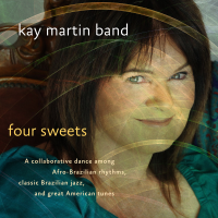 Four Sweets by Kay Martin