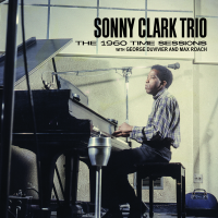Album The 1960 Sessions with George Duvivier and Max Roach by Sonny Clark