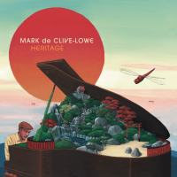 Album Heritage by Mark de Clive-Lowe