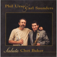 Album Salute to Chet Baker by Phil Urso