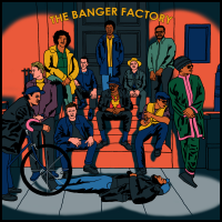 The Banger Factory by Mark Kavuma