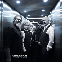 King Crimson: Live In Vienna, December 1st, 2016 (UK Edition)