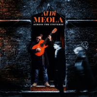 Album Across the Universe by Al Di Meola
