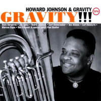 Album Gravity!!! by Howard Johnson