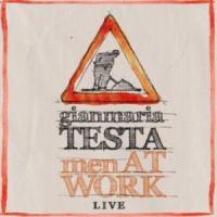 Album Men At Work [Gianmaria Testa] by Nicola Negrini