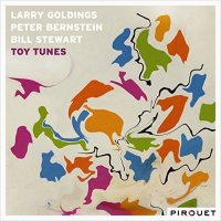 Larry Goldings / Peter Bernstein / Bill Stewart: Toy Tunes
