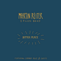Album Better Place by Martin Reiter