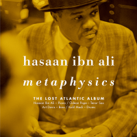 Album Metaphysics: The Lost Atlantic Album by Hasaan Ibn Ali