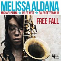 Free Fall by Melissa Aldana