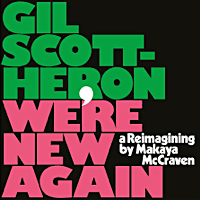 Album We're New Again by Gil Scott-Heron