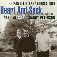 The Pandelis Karayorgis Trio: Heart and Sack